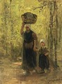 A Mother And Her Child Returning Home - Jozef Israels