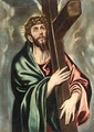 Christ Carrying The Cross 2 - (after) El Greco (Domenikos Theotokopoulos)