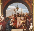 The Presentation Of Jesus At The Temple - (after) Paolo Veronese (Caliari)