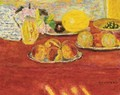 Nature Morte Au Melon - Pierre Bonnard