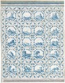 Design For A Section Of A Wall, With Various Delft Blue Tiles - Dutch School
