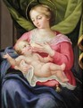 The Madonna And Child 2 - Bolognese School