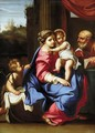 The Montalto Madonna - Annibale Carracci
