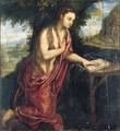 The Penitent Magdalene - (after) Paolo Fiammingo