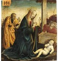 The Nativity - Florentine School