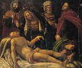 The Lamentation - Milanese School