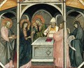 The Presentation Of Christ In The Temple - Florentine School