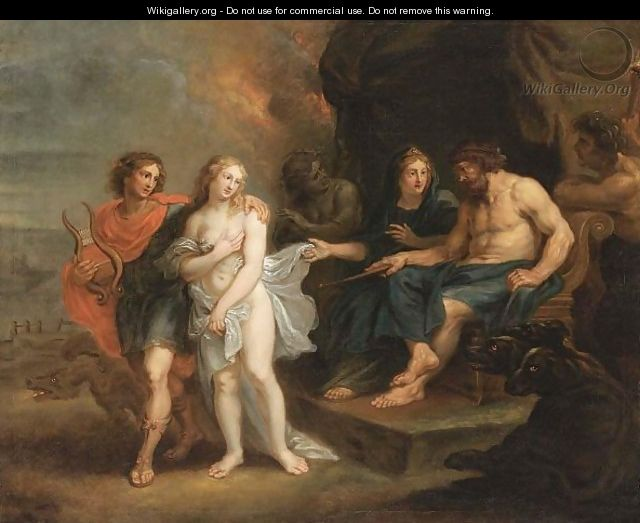 time and eurydice At the same time, hd also rejects the image of eurydice as the passive object of her heroic husband's quest, allowed, while orpheus charms the underworld with his music, no creative voice of her own hd's heroine.