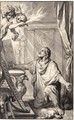 King David (1 Chron. 2116) - Gerard de Lairesse