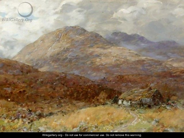 After Rain, Glen Duror - Alexander Kellock Brown