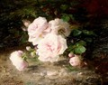 Still Life Of Roses - Marie Beloux