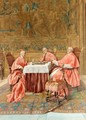 A Game Of Chess - Enrico Tarenghi