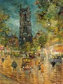 Tour Saint Jacques, Paris - Konstantin Alexeievitch Korovin