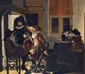 Soldiers In A Guardroom - (after) Willem Cornelisz. Duyster