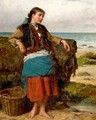 The Oyster Gatherer - Haynes King