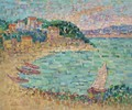 Le Petit Port - Charles Angrand