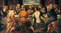 The Last Supper 7 - Jacopo Tintoretto (Robusti)