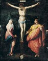 The Crucifixion - Jacopo Zucchi