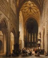 Cathedral Interior - Jules Victor Genisson