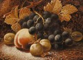 Still Life Study Of Fruit - Oliver Clare