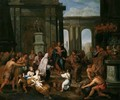 The Sacrifice At Lystra - Jacob Van Hal