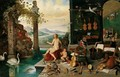 Allegory Of Hearing - Jan, the Younger Brueghel