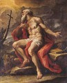 The Penitent Saint Jerome - Paolo di Matteis