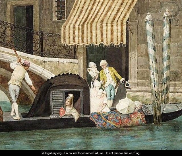 The Gondolier - A Buzzi