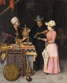 At The Bazaar - Moritz Stifter