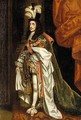 Portrait Of Charles II - (after) John Michael Wright