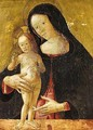 Madonna And Child - (after) Pietro (Lo Spagna) Giovanni Di