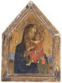The Madonna And Child In A Landscape - (after) Fra Angelico