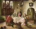A Merry Company - Fritz Wagner