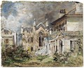 The Gothic House, Sillwood Place, Brighton - John Constable