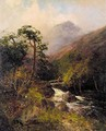 Bridge Over A Highland Stream - John Falconar Slater