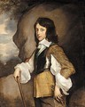 Portrait Of Henry Stuart, Duke Of Gloucester (1640-1660), When A Boy - (after) Adriaen Hanneman