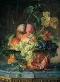 Still life with fruits - Willem van Leen