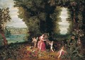 An allegory of earth - Jan, the Younger Brueghel