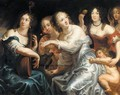 The Five Senses - Franco-Flemish School