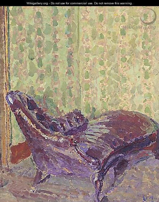 The horse hair chaise longue harold gilman wikigallery for Chaises longues tressees