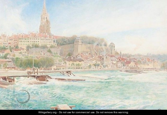 View of Berne - Harry Goodwin