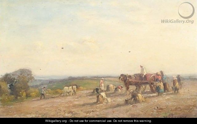 The harvest - William Greaves