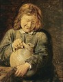 A Man Holding A Jug - (after) Joos Van Craesbeeck