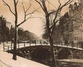 A View Of The Herengracht - Willem Witsen