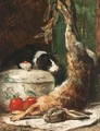 Inspecting The Catch - Henriette Ronner-Knip