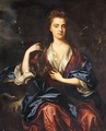 Portrait Of Margaret Watson, Lady Monson - Johann Closterman