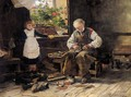 The Village Shoemaker - David Fulton