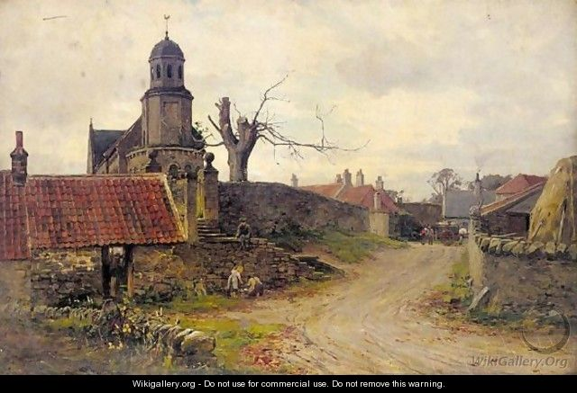 Leuchars Church - George Whitton Johnstone