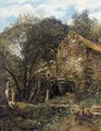 An Old Watermill, North Wales - Alexander Jnr. Fraser