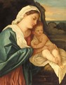 The Madonna And Child 4 - (after) Tiziano Vecellio (Titian)